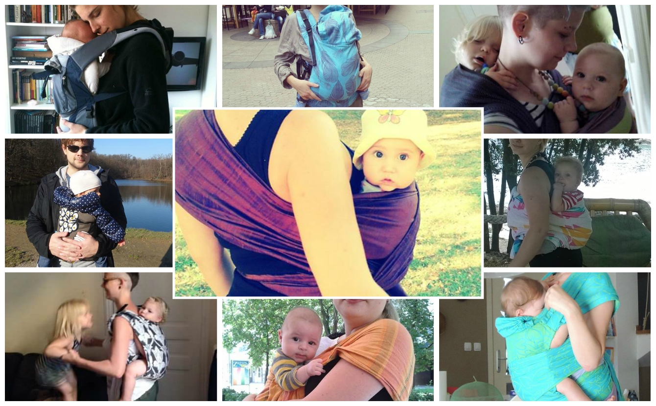 Koju nosiljku za bebu kupiti