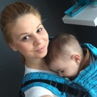 Savjetnica za nošenje djece, Sandra Simonović
