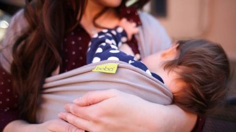 Prednosti nošenja djece