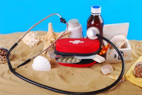 Koje lijekove ponijeti na putovanje na pusti otok?